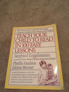 Teach Your Child to Read Book