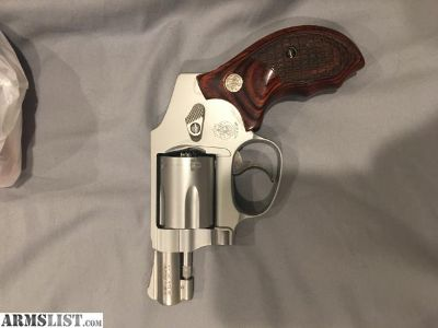 For Sale: S&W 642 Pro Series no lock w/ holster