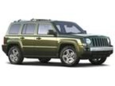 Used 2009 JEEP Patriot For Sale
