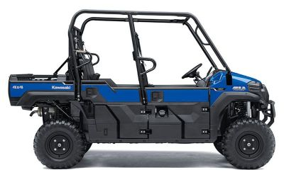 2018 Kawasaki Mule PRO-FXT EPS Utility SxS Santa Clara, CA