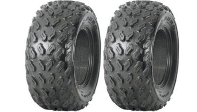 Sell (2) DURO DIK167A 22X9-10 KAWASAKI MULE O.E. REPLACEMENT TIRES 22X900-10 motorcycle in Indianapolis, Indiana, United States, for US $169.88