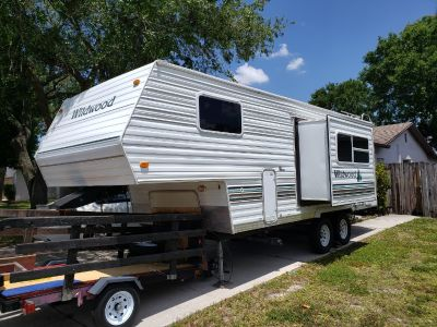 2002 Forest River WILDWOOD 21RKL