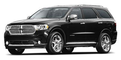2011 Dodge Durango Citadel (Brilliant Black Crystal Pearl)