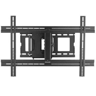 "TV Sanus Vuepoint F180 Full-Motion TV Wall Mount - Fits 47-70"" Flat-Panel TVs, Holds Up to 130 ..."