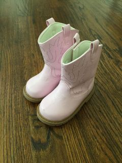 Toddler cowboy boots size 5