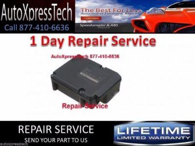 Buy Jaguar ATE ABS REPAIR SERVICE Anti Lock Brake Module Repair Service LNC2210BH motorcycle in Brockton, Massachusetts, United States, for US $64.99