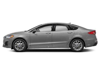 2019 Ford Fusion S FWD (Ingot Silver Metallic)