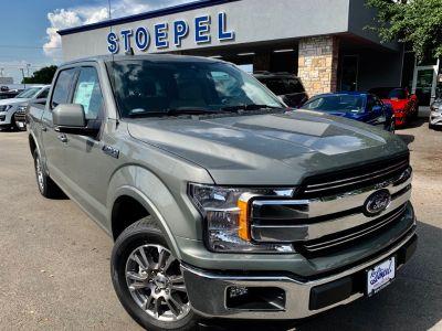 2019 Ford F-150 XL (Silver Spruce Metallic)