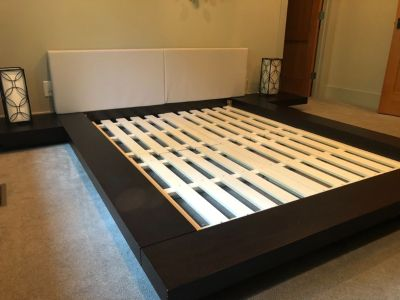 Modloft queen platform bed