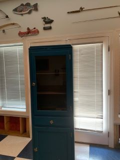 1940s Kitchen Cabinet