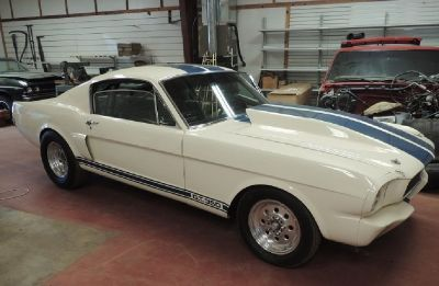 1966 Shelby GT350 - Themed Ford Fastback Mustang