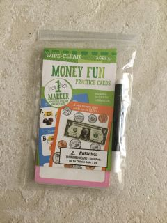 Counting Money Fun with Marker ~ NEW**
