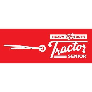 Purchase New BMC Senior Heavy Duty Tractor Graphic motorcycle in Lincoln, Nebraska, US, for US $44.99