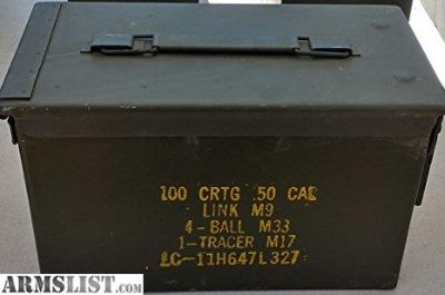For Sale: Ammo cans