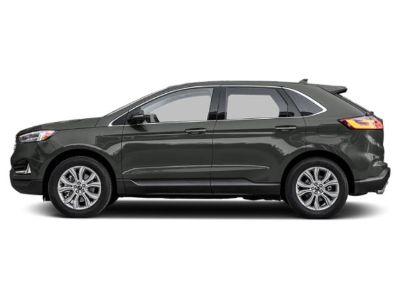 2019 Ford Edge Titanium FWD (Magnetic Metallic)