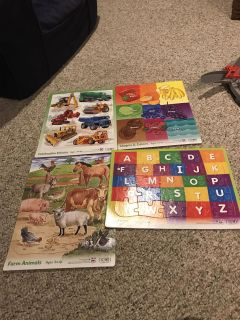 Like new puzzles
