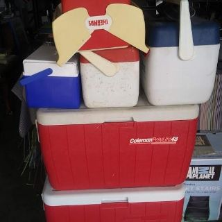 Coolers~ various sizes