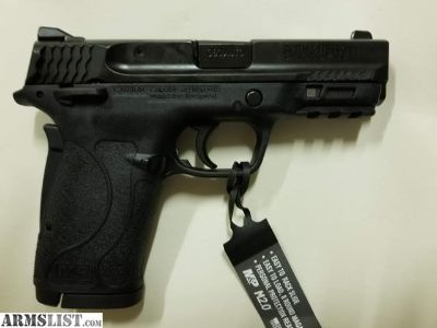 For Sale: NIB Smith&Wesson Shield EZ 380acp with frame safety and free lifetime warranty
