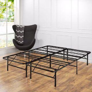 Sleep master-platform metal bed frame/foundation (Queen)