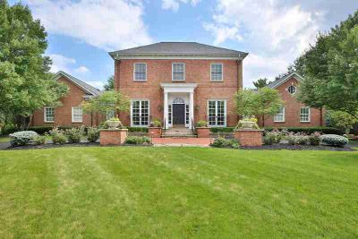 7667 Lambton Park Road New Albany Five BR, Stunning first floor
