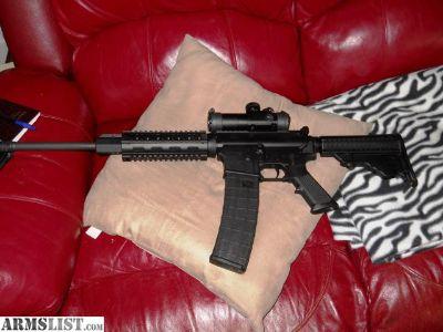 For Sale/Trade: AR 15 Carbine