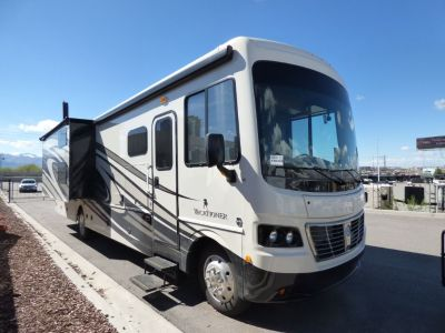 New 2017 Holiday Rambler Vacationer 36H Motor Home Class A