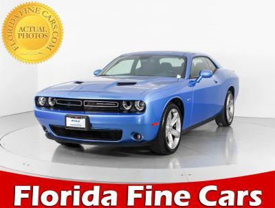2015 Dodge Challenger R/t (BLUE)