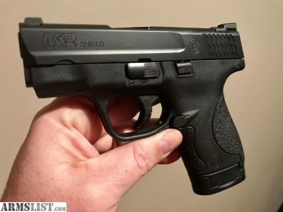 For Sale: Smith and Wesson M&P 9 Shield w/ night sights