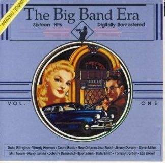 """""""The Big Band Era Volume l - The Passing Of An Era"""" CASSETTE TAPE"""