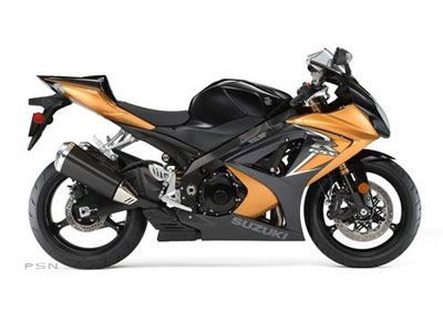 2008 Suzuki GSX-R1000 SuperSport Motorcycles Houston, TX