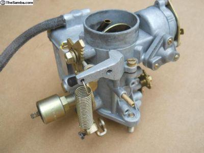 Carburetor Dual Port - One Week Old