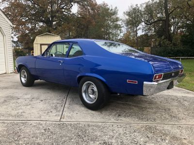 1972 Chevy Nova small block 355ci