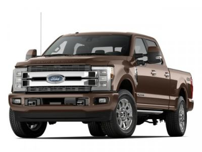 2018 Ford RSX King Ranch (Black)