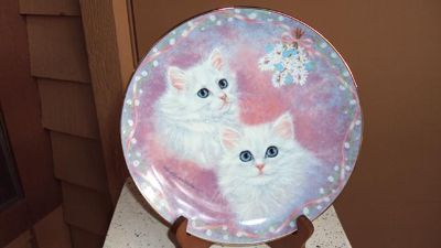 $25, Danbury Mint Collectible Plate