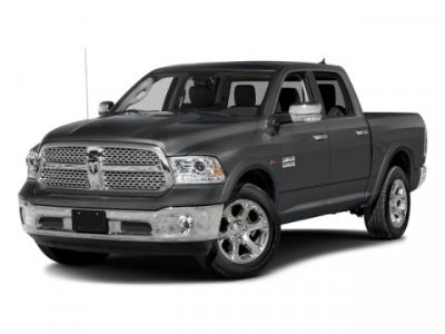 2017 RAM RSX Laramie (Bright Silver Metallic Clearcoat)
