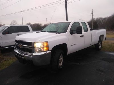 2008 Chevrolet RSX Work Truck (White)