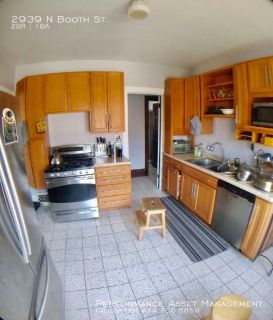 Spacious Riverwest 2br upper unit