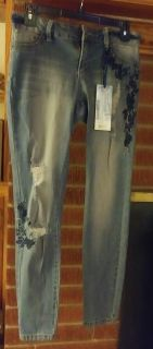 Blue Spice Ankle Jeans