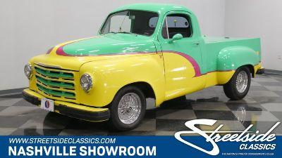 1951 Studebaker Pickup