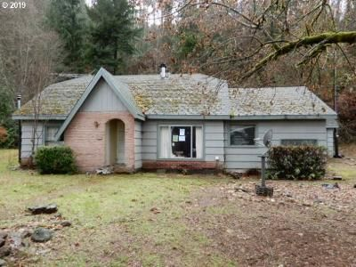 3 Bed 1 Bath Foreclosure Property in Dorena, OR 97434 - Brice Creek Rd
