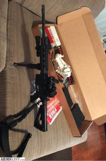 For Sale: AR15 - 223 and 22 long