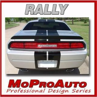 Buy 2010 CHALLENGER RALLY Racing Stripe Decal - 3M Pro Vinyl Graphic 854 motorcycle in Memphis, Indiana, US, for US $195.49