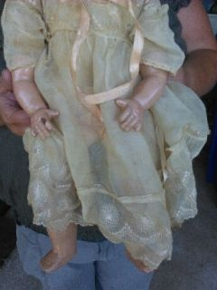 Byelo Baby doll bought in 1934