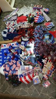 Tons of fourth of july