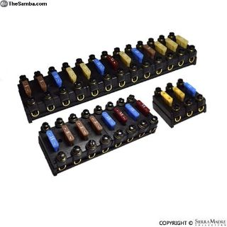 ReFuze Replacement Fuse Panel, 911 (74-89)