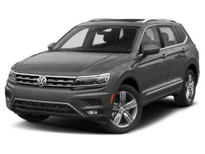 2018 Volkswagen Tiguan SEL Premium (Not Given)