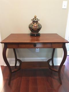 Early 1900's Antique Library Table