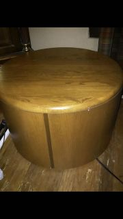 Small round coffee or end table