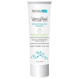 Exfoliator for acne prone skin
