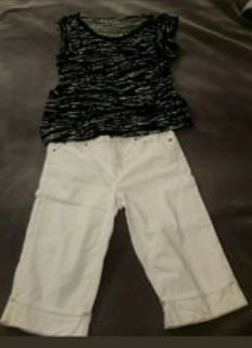 Lot Faded Glory Size 10 and XL Blouse